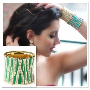 Evergreen Rendezvous Bracelet
